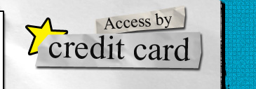 Access by credit card