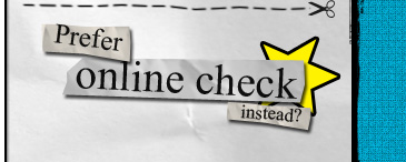Prefer online check instead?